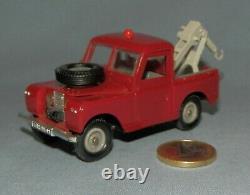 Norev Originale réf 154 Land Rover Dépanneuse + remorque et Simca 1200 Sport