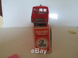 Norev Plastigam 210 Coffret Sos Accident 9 En Boite Mib Uncommon Rare L@@k