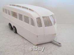 Norev Plastigam 99 Renault 30ts & Caravane Henon 9 En Boite Mib Rare Set L@@k