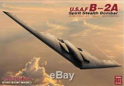 Northrop B-2a Spirit U. S. A. F. Stealth Bomber Modelcollect 1/72