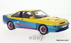 Opel Manta B Mattig 1991 metallic-gelb/metallic-blau 118 BOS