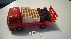 Original camion Berliet GAK 588 kplateau brasseur comme neuf dinky toys