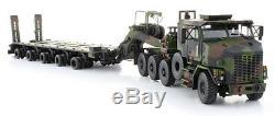 Oshkosh HET M1070 Military Truck & Trailer 1/50 Sword 1/50 NEW