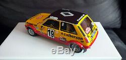 Otto Ot034 Renault 5 Alpine Groupe 2 1/18