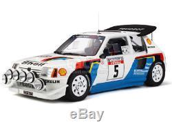 Ottomobile Peugeot 205 T16 Evo 2 Tour de Corse 1986 1/12
