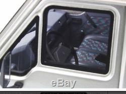 PACK RALLYE MONTE CARLO CLIO MAXI 1/18 OttO OttOmobile OT289B Version Nuit Clio