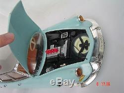 Tôle 60's Spain Paya Ancien Châssis Ds Jouet Téléguidée Citroen Auto uJKlF5T31c