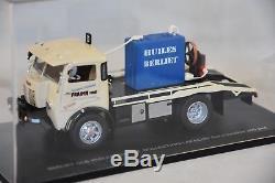 PERFEX 901 BERLIET GLB 18 4x4 HUILES BERLIET collection LAPALUS 1/43