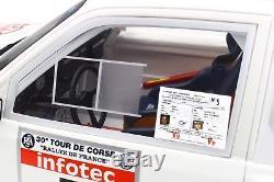PEUGEOT 205 T16 EVO2 TOUR DE CORSE 1/12 OttO models OttOmobile G021 EN STOCK