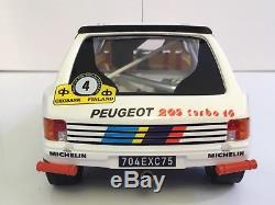 PEUGEOT 205 T16 Groupe B 1000 LAKES 1984 VATANEN 1/18 OTTO