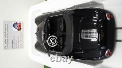 PORSCHE 356 SPEEDSTER STEVE McQUEEN # 71 au 1/18 AUTOART 77866 voiture cabriolet