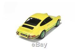 PORSCHE 911 2.7 RS TOURING 1/12 GT Spirit OttO GT733
