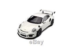 PORSCHE 911 991 GT3 RS 1/12 GT Spirit OttO GT140 EN STOCK