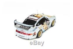 PORSCHE 911 993 GT2 LE MANS 1998 1/18 GT Spirit GT729 EN STOCK
