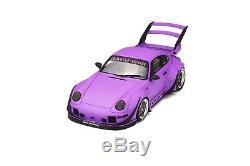 PORSCHE 911 993 RWB ROTANA 1/18 GT Spirit OttO GT737 EN STOCK