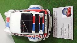 PORSCHE 934 RSR 24H DAYTONA 1977 au 1/18 EXOTO 18099FL finish lap voiture miniat
