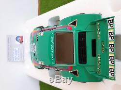 PORSCHE 935 # 40 BP vert 1979 LE MANS 1/18 TSM TRUESCALE TSM141807 voiture minia
