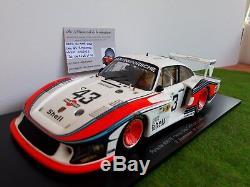 PORSCHE 935/78 MOBY DICK # 43 LE MANS 1978 MARTINI 1/18 SPARK 18S030 voiture min