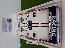 PORSCHE 956 L #3 WINNER 1st LE MANS 1983 HOLBERT HAYWO 1/18 MINICHAMPS 180836903