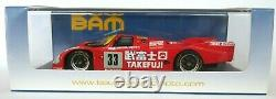 PORSCHE 962 C n°33 Le Mans 1989 1.43 SPARK BAM009 Alesi / Hoy / Dobson RARE