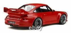 PORSCHE 993 GUNTHER 400R 1/18 GT SPIRIT série numérotée gt210