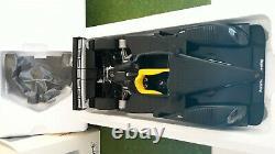PORSCHE RS SPYDER LE MANS 2007 o 1/18 AUTOart 80773 voiture miniature collection
