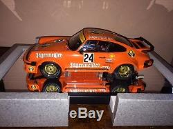 PORSCHE TURBO RSR TYPE 934 #24 JAGERMEISTER 1/12 TAMIYA COLLECTOR Ref. 23208