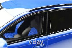 PRE ORDER/PRE-COMMANDE AUDI RS6 PERFORMANCE 1/18 GT Spirit OttO GT719