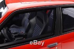 PRE ORDER/PRE-COMMANDE BMW M3 E30 SPORT EVOLUTION 1/12 OttO OttOmobile G033