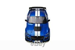 PRE ORDER/PRE-COMMANDE FORD SHELBY 2020 GT500 1/18 GT Spirit OttO GT268