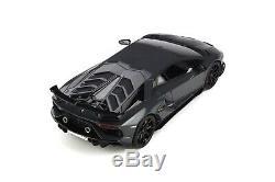 PRE ORDER/PRE-COMMANDE LAMBORGHINI AVENTADOR SVJ 1/18 GT Spirit OttO GTS18512GR