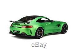 PRE ORDER/PRE-COMMANDE MERCEDES AMG GT R 1/18 GT Spirit OttO GT179