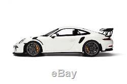 PRE ORDER/PRE-COMMANDE PORSCHE 911 991 GT3 RS 1/12 GT Spirit GT140