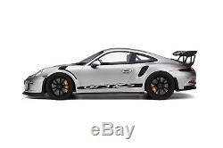 PRE ORDER/PRE-COMMANDE PORSCHE 911 991 GT3 RS 1/12 GT Spirit OttO GT705