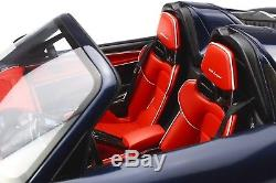 PRE ORDER/PRE-COMMANDE PORSCHE 918 SPYDER 1/12 GT Spirit OttO GT757