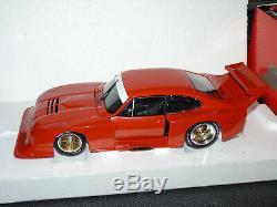 PROMO FORD CAPRI Turbo GR. 5 de 1979 au 1/18 de Minichamps 100798600