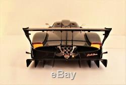 Pagani Zonda Revolution Carbon Blue 1/18 Autoart
