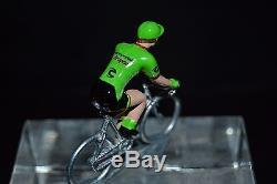 Peloton Tour de France 2017 22 équipes Figurine cycliste Miniatures
