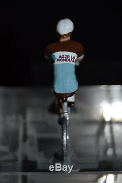 Peloton Tour de France 2018 22 équipes Figurine cycliste Miniatures