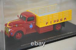 Perfex 121pi Ford Canada Type C 598 1947 Pinder 1/43
