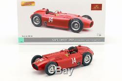 Peter Collins Ferrari D50 #14 gagnant français GP formule 1 1956 118 CMC
