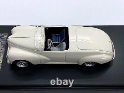 Peugeot 203 Roadster Barbier 1952 1/43 Résine José Borja A3 Concept