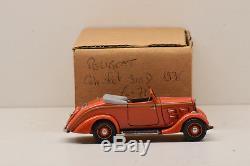 Peugeot 301 D 1936 Devos 1/43 Neuf En Boite Hand Built