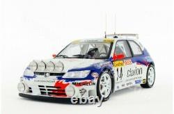 Peugeot 306 Maxi Monte Carlo Delecour 1/18 Ot546 Ottomodels Ottomobile Otto