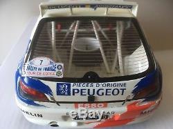 Peugeot 306 Rallye 1/18 Otto Ottomobile