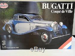 Pocher 1/8 Bugatti 50T coupé de ville K84