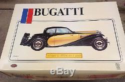 Pocher 1/8 Bugatti Type 50 T maquette