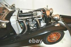 Pocher 1/8 Mercedes-Benz 500K/AK 1935 Cabriolet 2P. Réf. K/74
