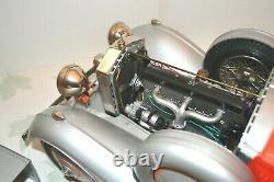 Pocher 1/8. Rolls-Royce Torpédo Phantom II Convertible 1934 Rajkot. Réf. K/75