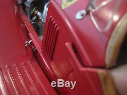 Pocher 1/8 Superbe Alfa-romeo 8c 2600 Mille Miglia Scuderia Ferrari Montee